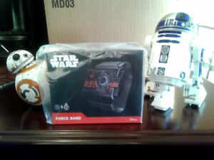 Star Wars Force Band for Sphero R2D2, BB8 and BB9E