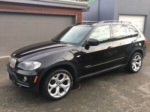 2009 BMW X5 4.8 (low mileage 78,500kms!)