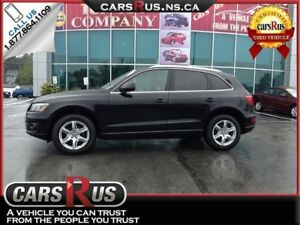 2012 Audi Q5 Premium Plus FINANCE AND GET FREE WINTER TIRES!