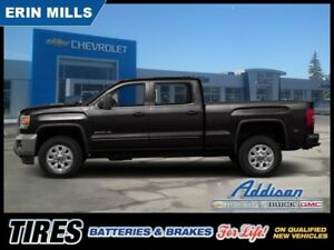 2017 GMC Sierra 2500HD SLE  -  Cruise Control - Low Mileage