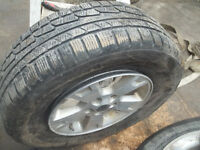 Tires size 245/70 16 (set of 4)