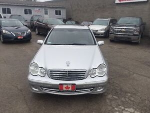 2005 MERCEDES  AWD LIMITED LEATHER SUNROOF CERTIFIED & E-TEST London Ontario image 4