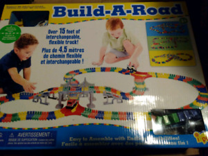 Build a road toy