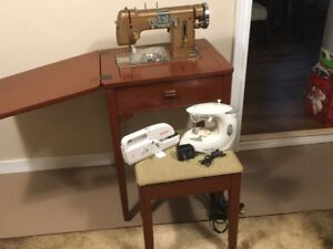 Old 'Domestic' brand Sewing Machine