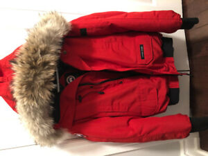 Men's Bomber jacket Canada goose chilliwack