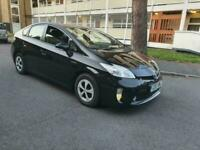 TOYOTA PRIUS UK MODEL ONE OWNER FSH UBER PCO BOLT READY NEW BADGE ONE MORE ELGBL