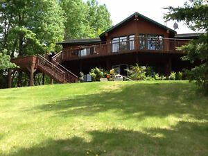 Rare Opportunity - River Front House or Cabin in Locke Bay