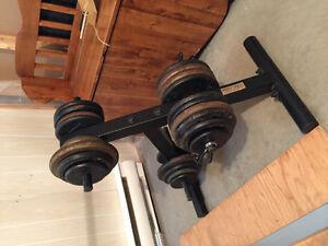 Bech press ajustable (squat) - Beaucoup d'accesoires Gatineau Ottawa / Gatineau Area image 3