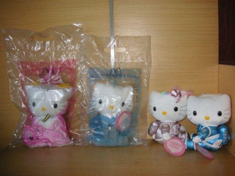Looking for Hello Kitty space millennium wedding set