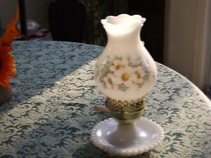 Antique Floral Night Lamps Cornwall Ontario image 2