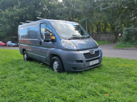PEUGEOT BOXER READY TO DRIVE OWAY