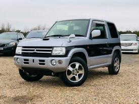 image for FRESH IMPORT MITSUBISHI PAJERO MINI 4WD 660cc AUTO ACTIVE FIELD EDITION