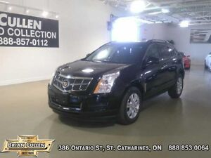 2012 Cadillac SRX Leather Collection