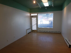 Small Storefront/Office space - 4th Ave & Wood Str - $775.00/mo