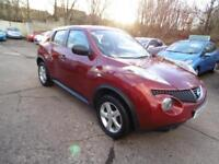 Nissan Juke Visia 1.5 DCi ( 1 OWNER + FINANCE AVAILABLE)