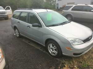 2006 Ford Focus Wagon