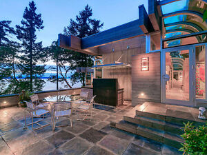 Stunning WATERFRONT home