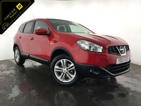 2013 NISSAN QASHQAI ACENTA +2 7 SEATER 1 OWNER SERVICE HISTORY FINANCE