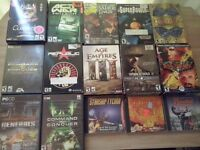 Strategy Games Lot
