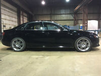 2010 Audi A4 S-line with Premium package
