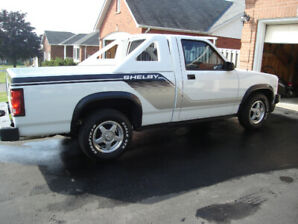 1989 Dodge Dakota Shelby Pickup
