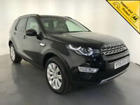 2015 LAND ROVER DISCOVERY SPORT LUX HSE SD4 AUTO 1 OWNER SERVICE HISTORY FINANCE