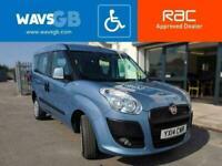 Fiat Doblo 1.6 Multijet 105 MyLife | Wheelchair ramp