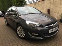 2013 Vauxhall Astra 1.7CDTi 16v ( 130ps ) ecoFLEX ( s/s ) SE New shape