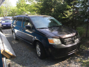 2008 dodge grand caravan(parting out)