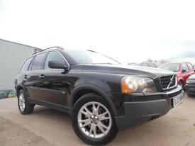 VOLVO XC90 2.4 DIESEL AWD SPORT AUTO 7 SEATER ONE OWNER