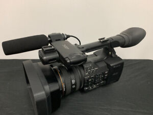 Sony PXW-Z100 professional camcorder (low hours)