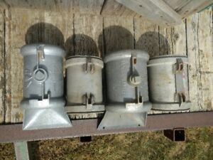 A&M irrigation couplers