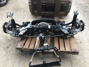 2016 Mustang Shelby GT350 rear axle IRS