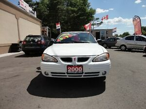 2000 Pontiac Grand Am SE Sedan E-TESTED & CERT