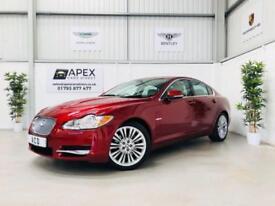 2010/60 Jaguar XF 3.0TD V6 Auto Premium Luxury * Sat Nav * Heated Seats *