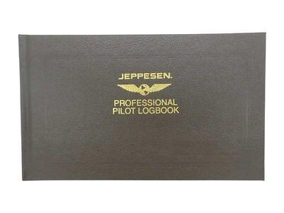 Jeppesen Professional Pilot Logbook - JS506050 - 10001795 - Captain