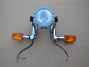 HONDA Headlight and Mounting Ears  HM-44M-S