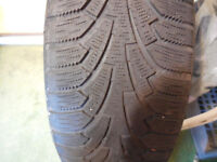 2-P225/50R17   98R XL M+S Snow Hakkapeliitta  ask about #4086