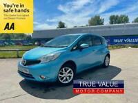 2014 Nissan Note 1.2 Acenta Premium 5dr MPV Petrol Manual