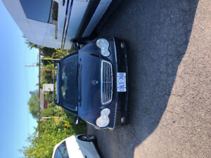 2001 Mercedes benz C240 165000km 2400$ AS IS
