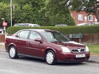 Vauxhall/Opel Vectra 1.8i 16v 2002.5MY LS