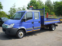 .2009/58.Iveco/ Daily 50C15.HOOK/LOADER.TIPPER
