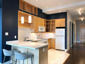 Pet Friendly 2 Bed/2 Bath Condo with Parking in Midtown Toronto