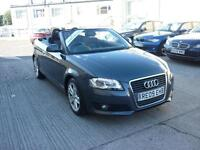 2009 Audi A3 Cabriolet 2.0TDI Sport Finance Available