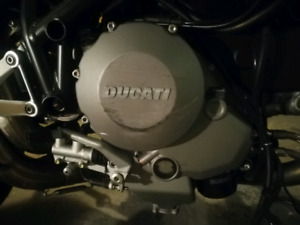 2010 Ducati 848 2700** km engine & parts REDUCED $$