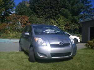 2010 Toyota Yaris Familiale
