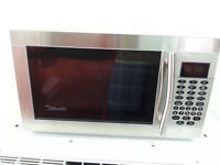 Danby stainless microwave
