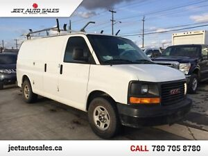 2008 GMC Savana Cargo Van Cargo Van Insulated GREAT WORK VAN GAS
