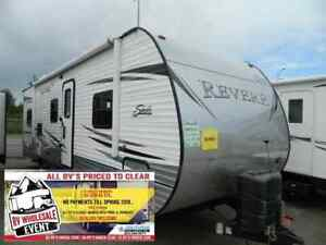 2013 Shasta 27BH Travel Trailer