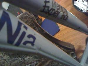 Sunday BMX Frame w/ Sealed Bottom Bracket